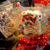 Easy Christmas Rice Krispie Treats