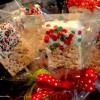 Easy Christmas Rice Krispie Treats