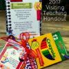 August 2017 Visiting Teaching Handout