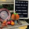 Gratitude Letter Board Love