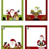Cute Christmas Tags and Labels