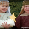 Super Easy Darling Nativity Costumes!