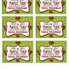 """Mistle""""toes"""" Gift Idea"""